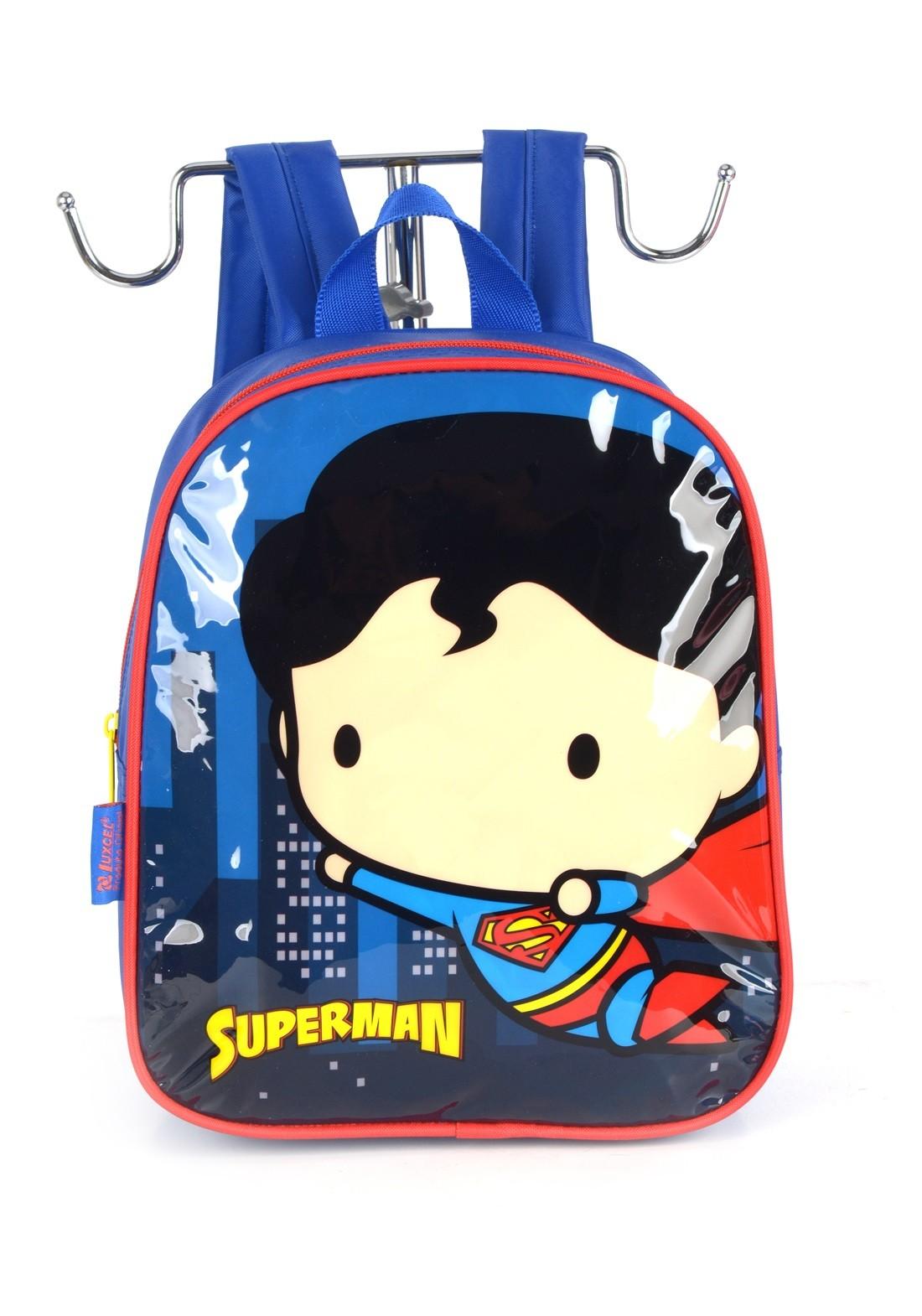 Mochila Infantil Superman