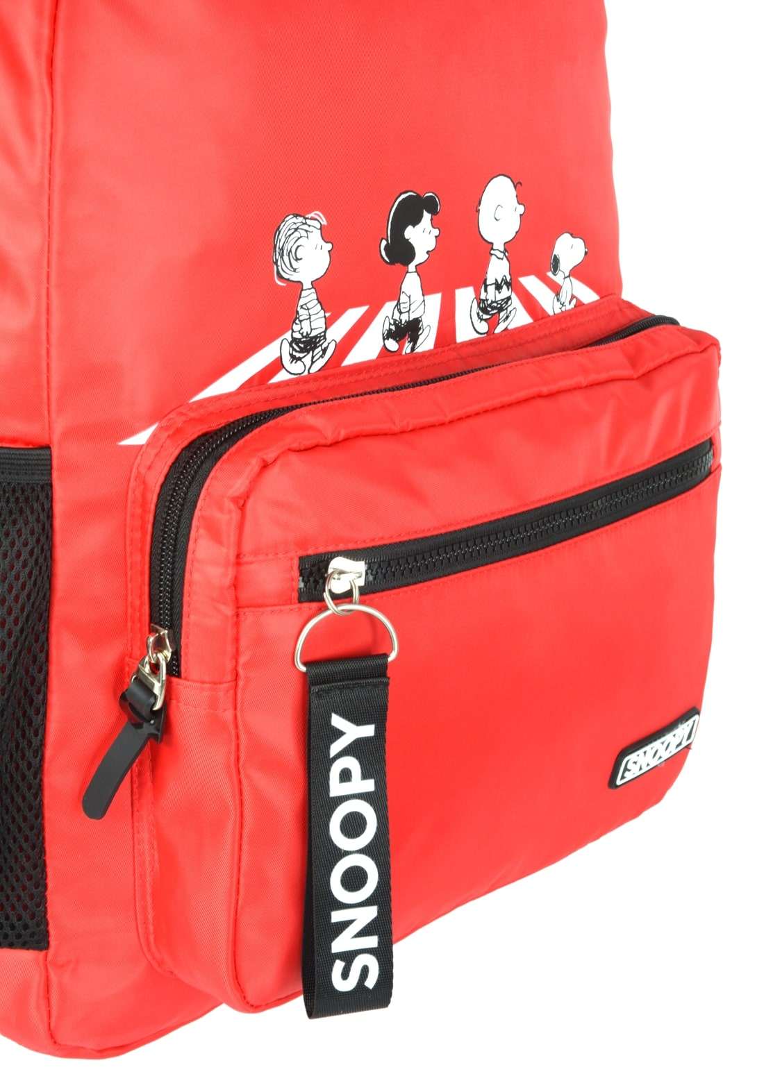 Mochila Snoopy Vermelha