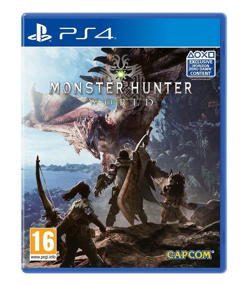 Monster Hunter World - PS4