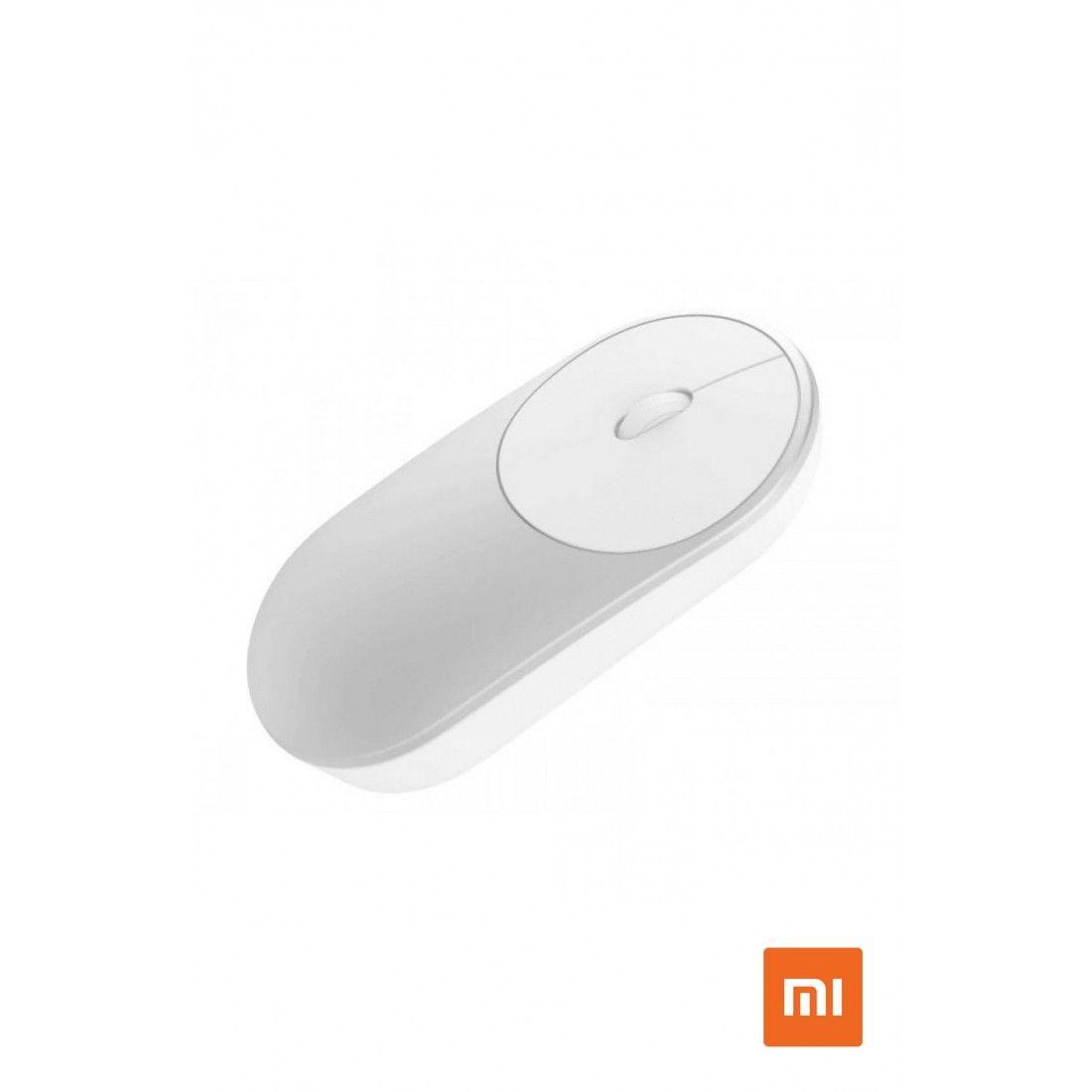 Mouse Xiaomi Original Sem Fio/bluetooth 4.0/2.4g Prata
