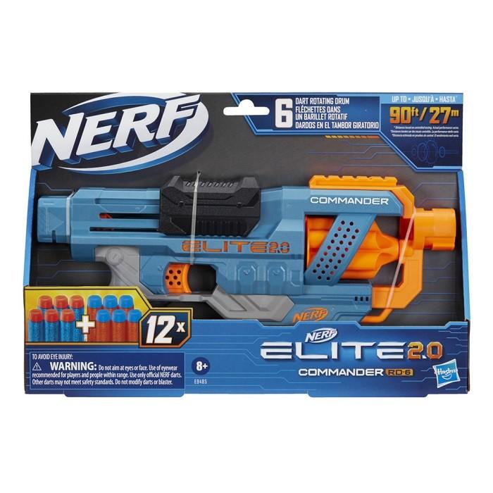 Nerf Elite 2.0 Lançador de Dardos Commander (E9486)
