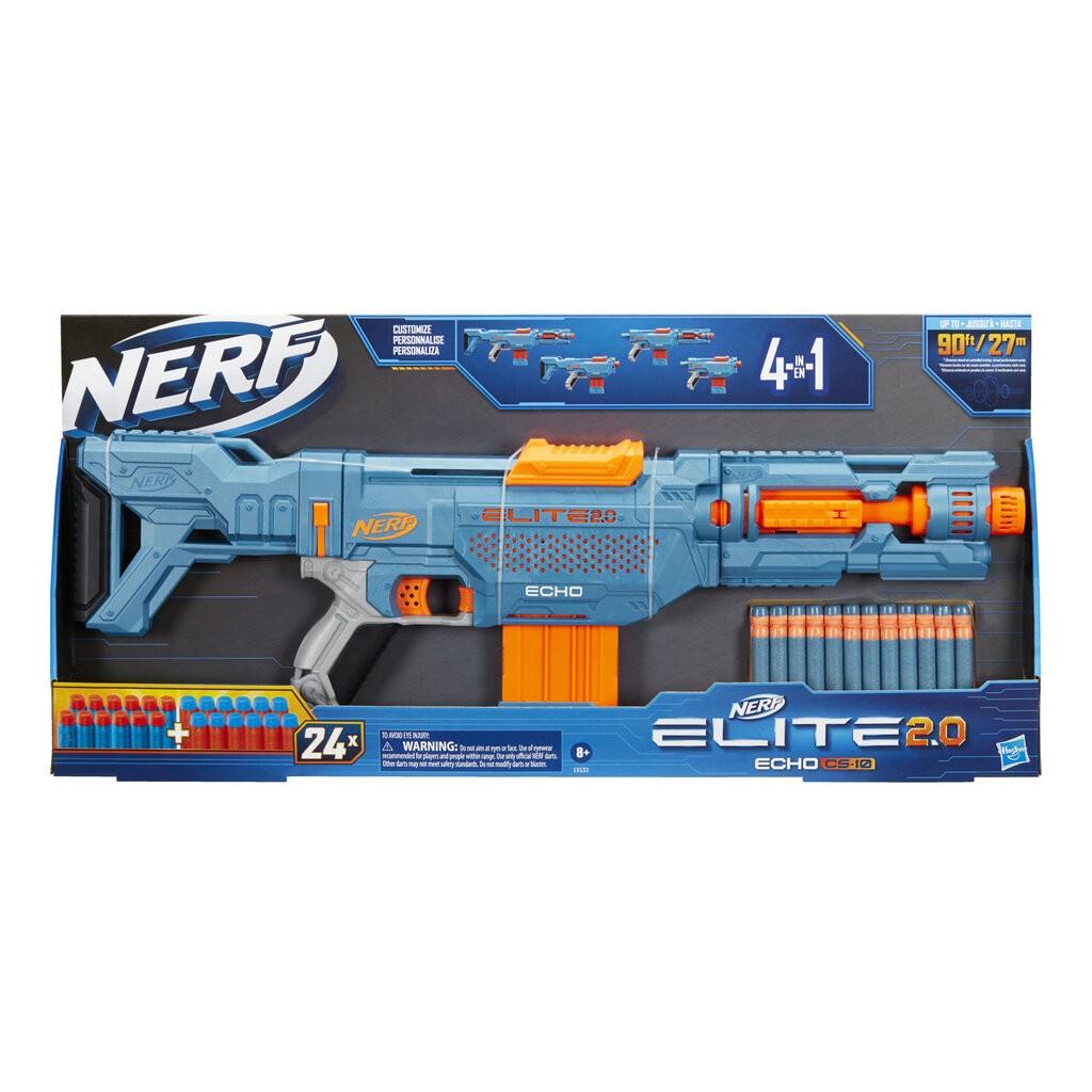 Nerf Elite 2.0 Lançador de Dardos Echo CS 10 (E9534)