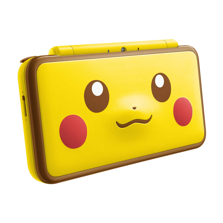 New Nintendo 2Ds XL - Edição Pikachu