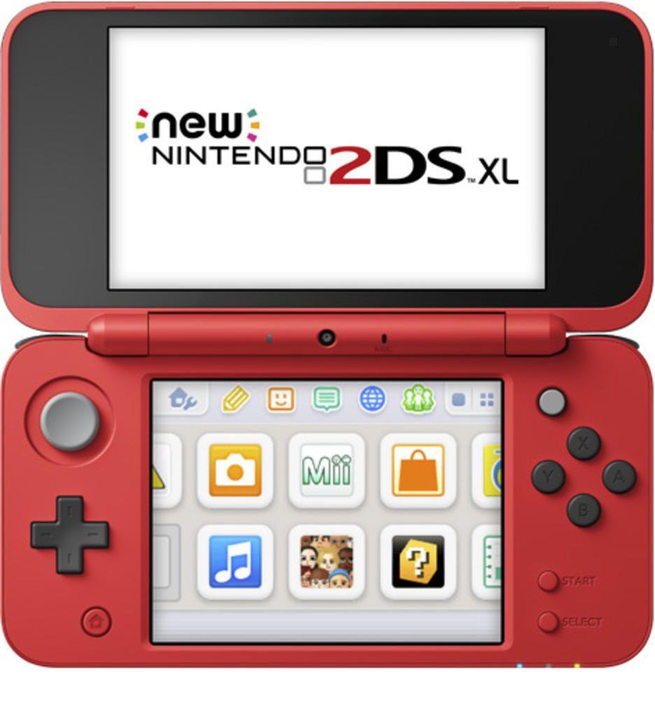 New Nintendo 2Ds XL - Edição Pokebola
