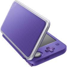 New Nintendo 2Ds XL - Roxo + Jogo Mario Kart 7