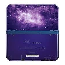 New Nintendo 3Ds XL Edição Galaxy + Carregador Original Nintendo + 30 Jogos 3D na Memória