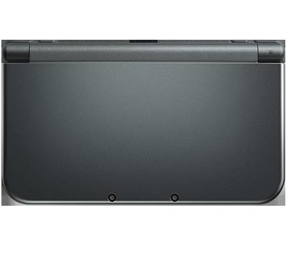 New Nintendo 3Ds XL Preto + Carregador Original Nintendo + 50 Jogos 3D na Memória