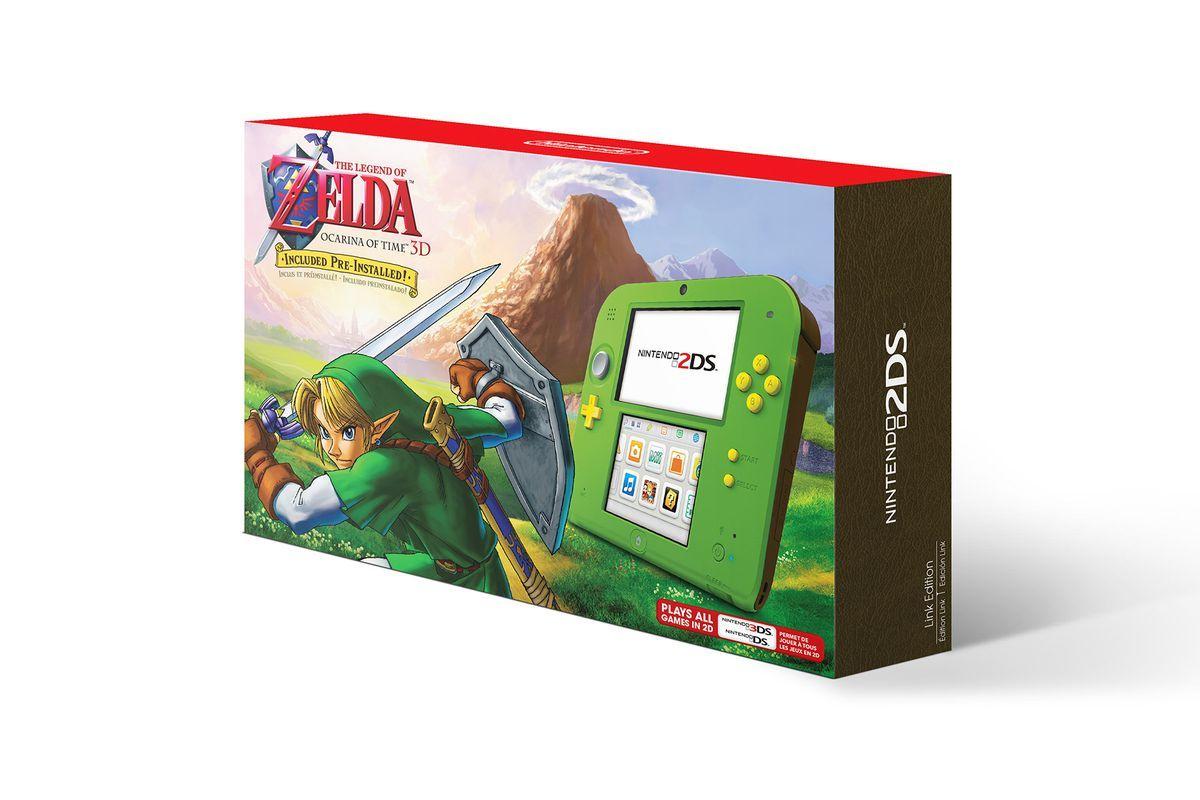 Nintendo 2Ds Verde + 30 Jogos 3D na Memória