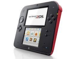 Nintendo 2Ds Vermelho + 50 Jogos 3D na Memória