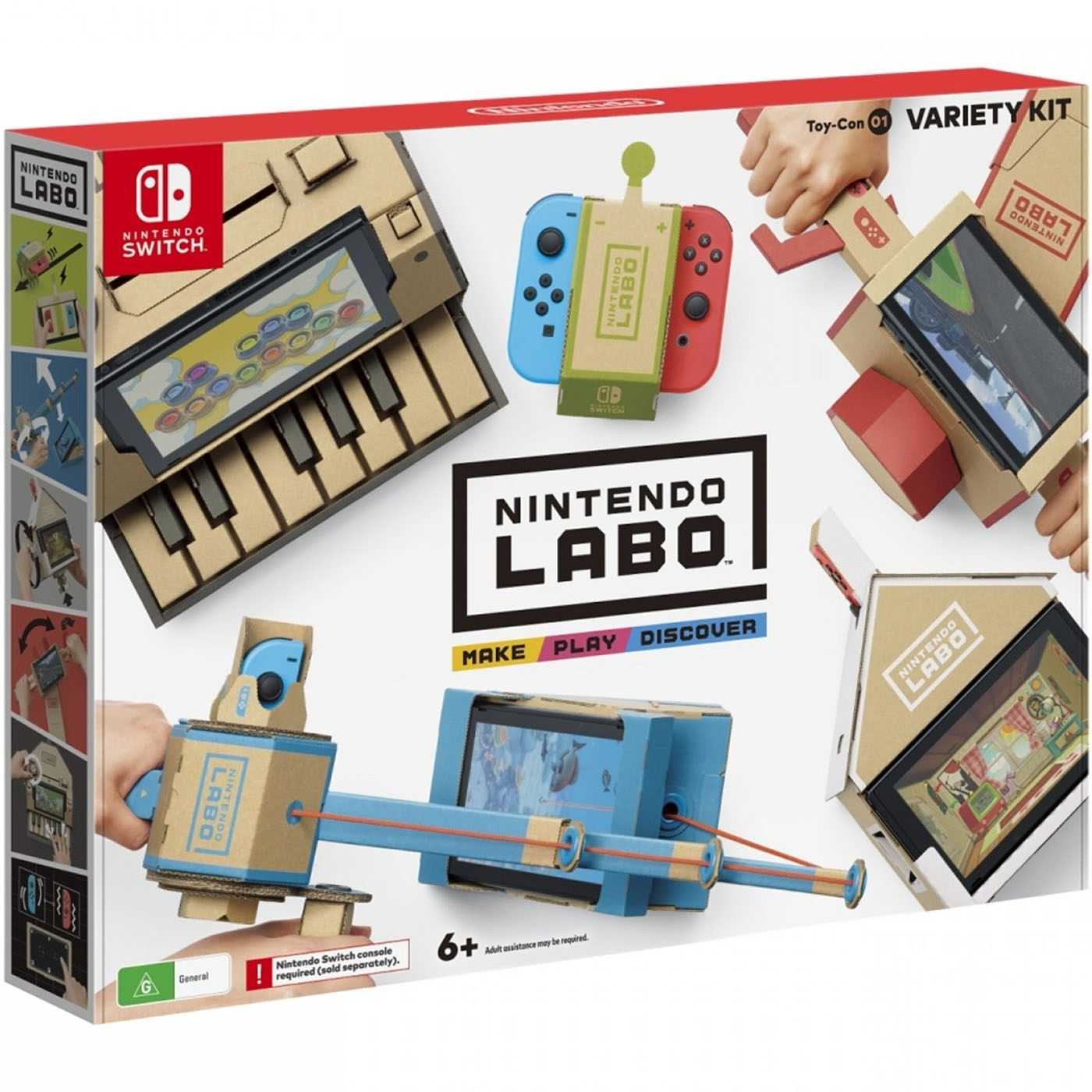 Nintendo Labo Variety Kit - Switch