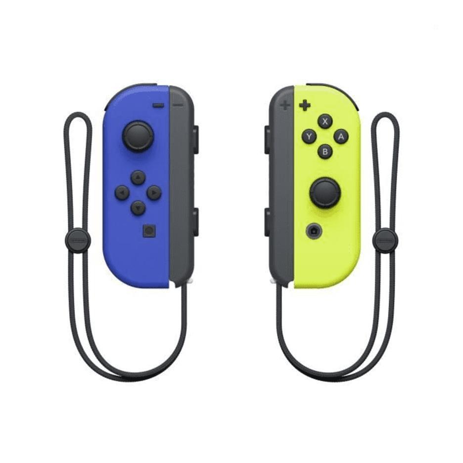 Nintendo Switch Joy-Con (L) e (R) - Azul e Amarelo