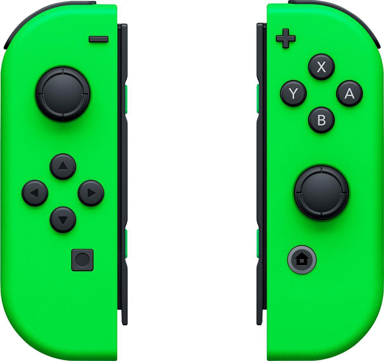 Nintendo Switch Joy-Con (L) e (R) - Verde