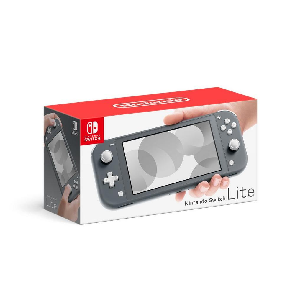 Nintendo Switch Lite - Preto