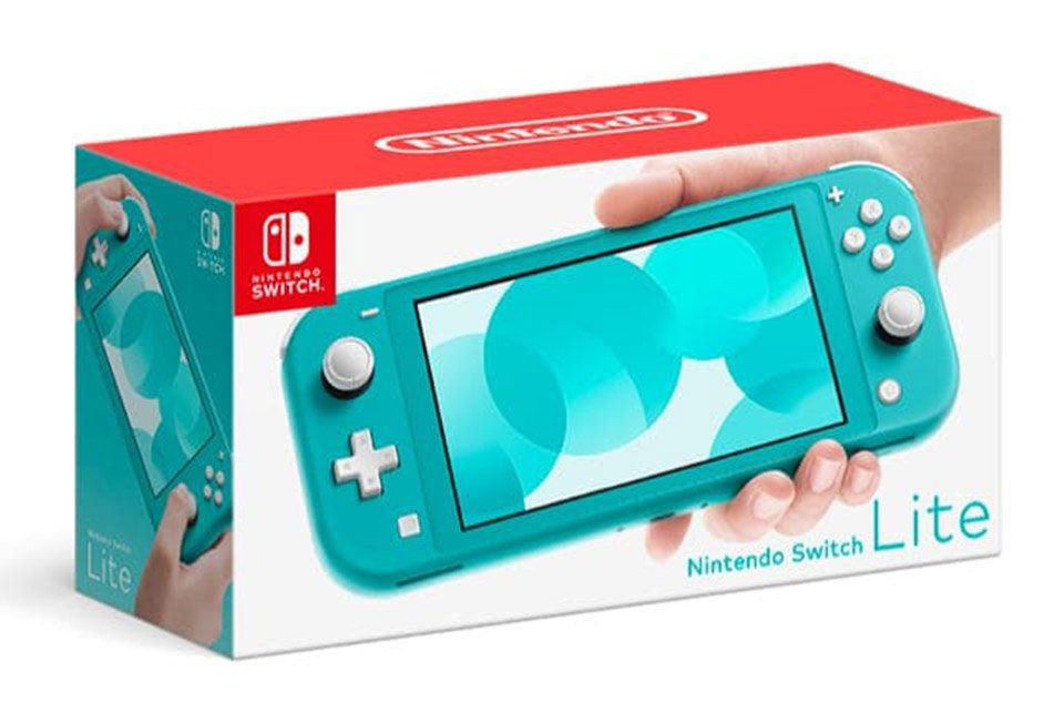Nintendo Switch Lite - Verde