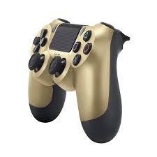 Playstation 4 - 1 Terabyte Slim Dourado + Cabo HDMI + 15 Jogos PSN