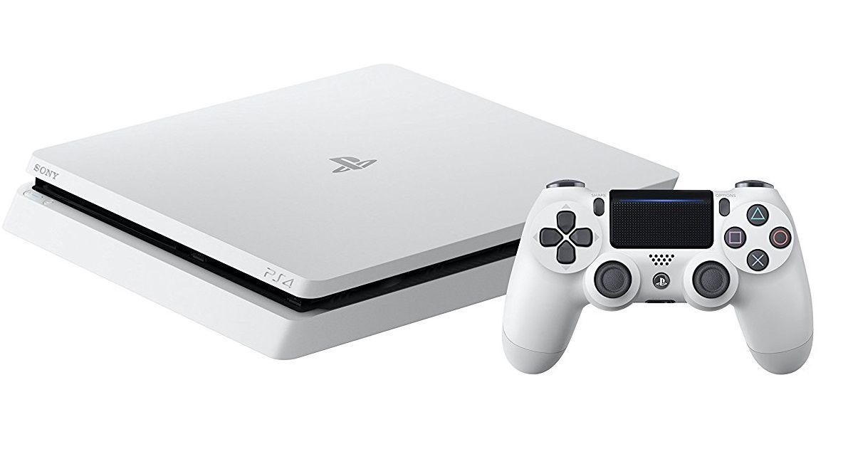 Playstation 4 - 500 Gb Branco + Cabo HDMI + 15 Jogos PSN