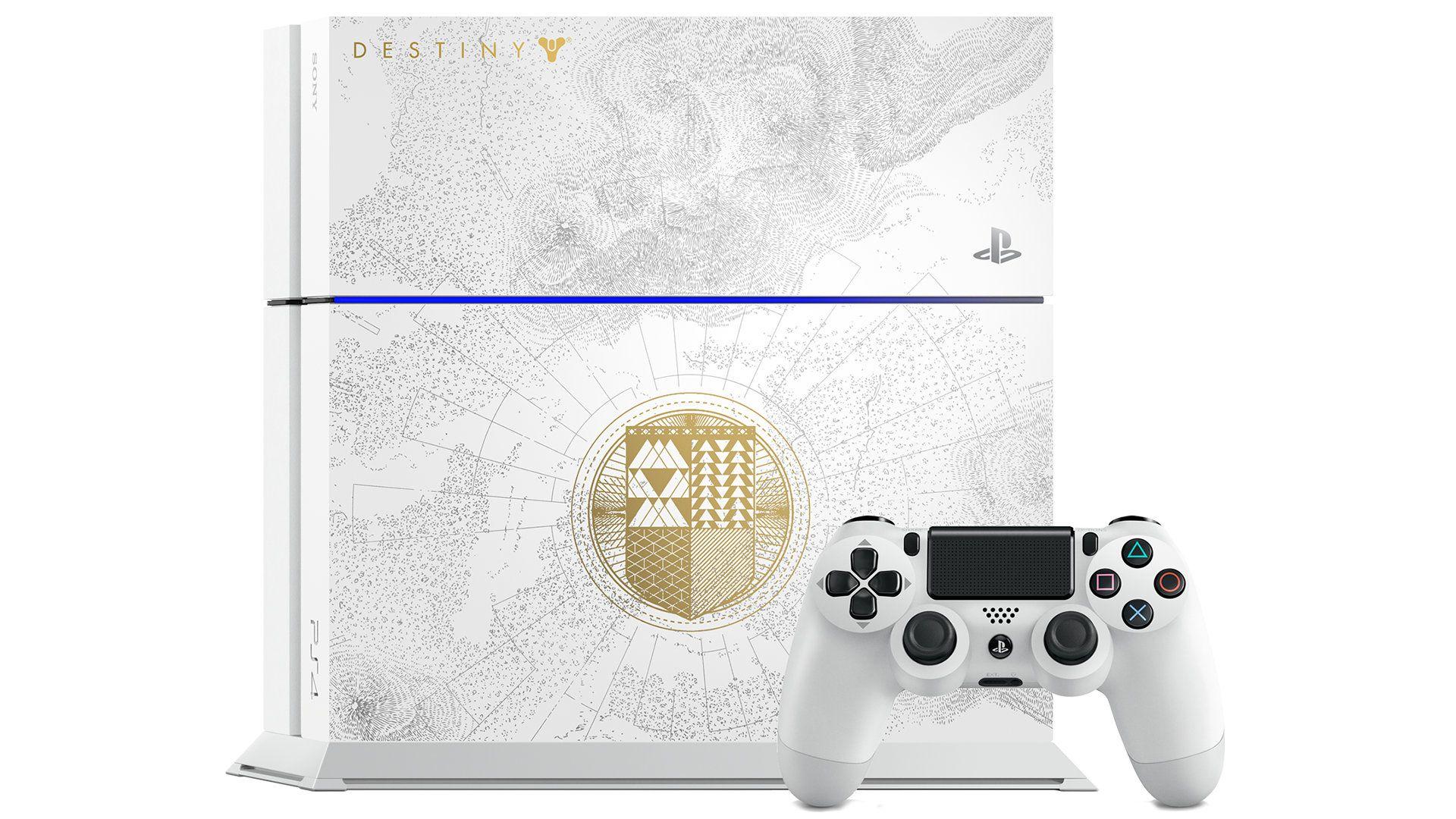 PlayStation 4 Destiny: The Taken King 500GB Bundle + Cabo HDMI + 15 Jogos PSN