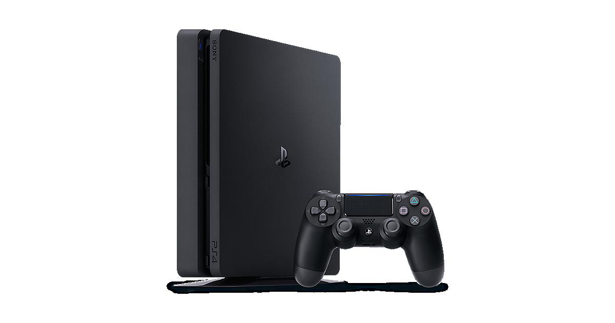 Playstation 4 Slim - 1 Terabyte + Jogo Fortnite