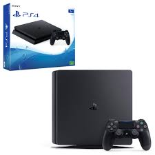 Playstation 4 Slim - 1 Terabyte + Voucher com 15 Jogos PSN (Brinde)