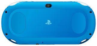 Playstation Vita Wifi Slim Azul + 16Gb