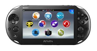 Playstation Vita Wifi Slim Preto + 16Gb