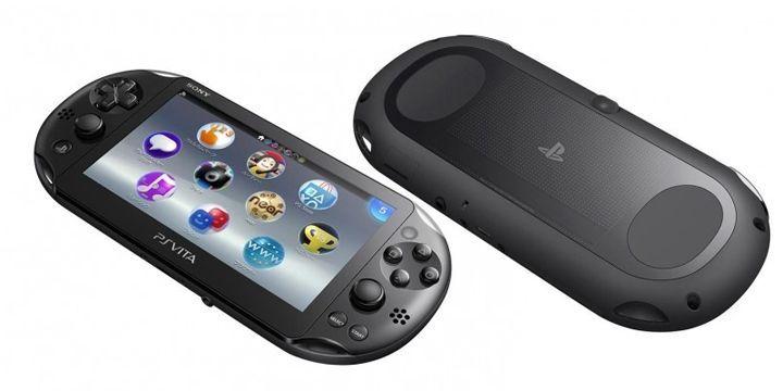 Playstation Vita Wifi Slim Preto + 64Gb + 30 Jogos na Memória
