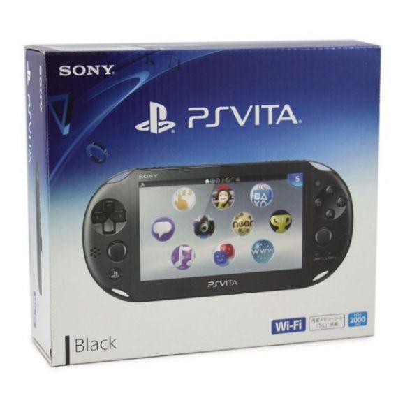 Playstation Vita Wifi Slim Preto + 8Gb