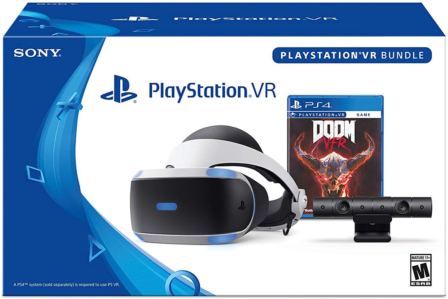 Playstation VR Doom - Playstation 4