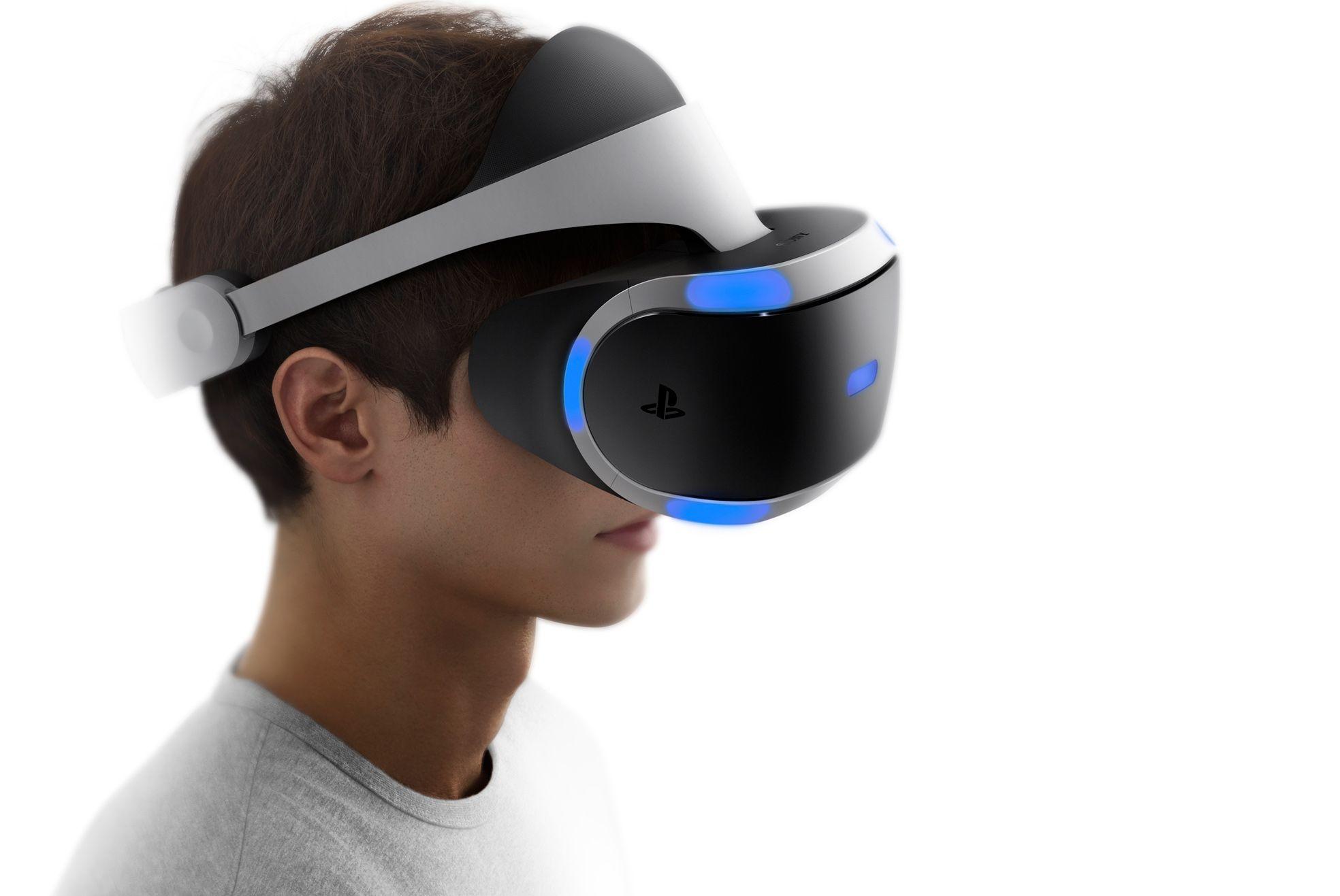 Playstation VR - Playstation 4 (Recondicionado Sony)