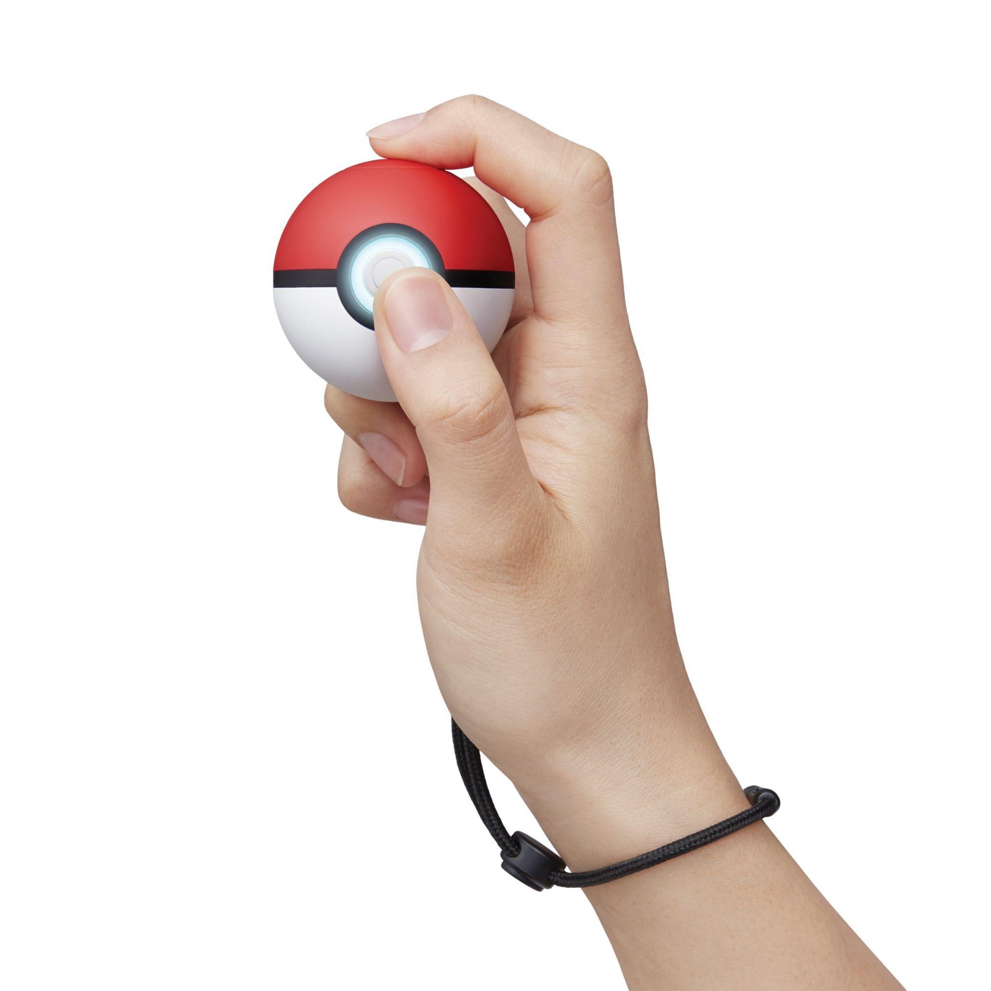 Pokebola Plus - Nintendo Switch