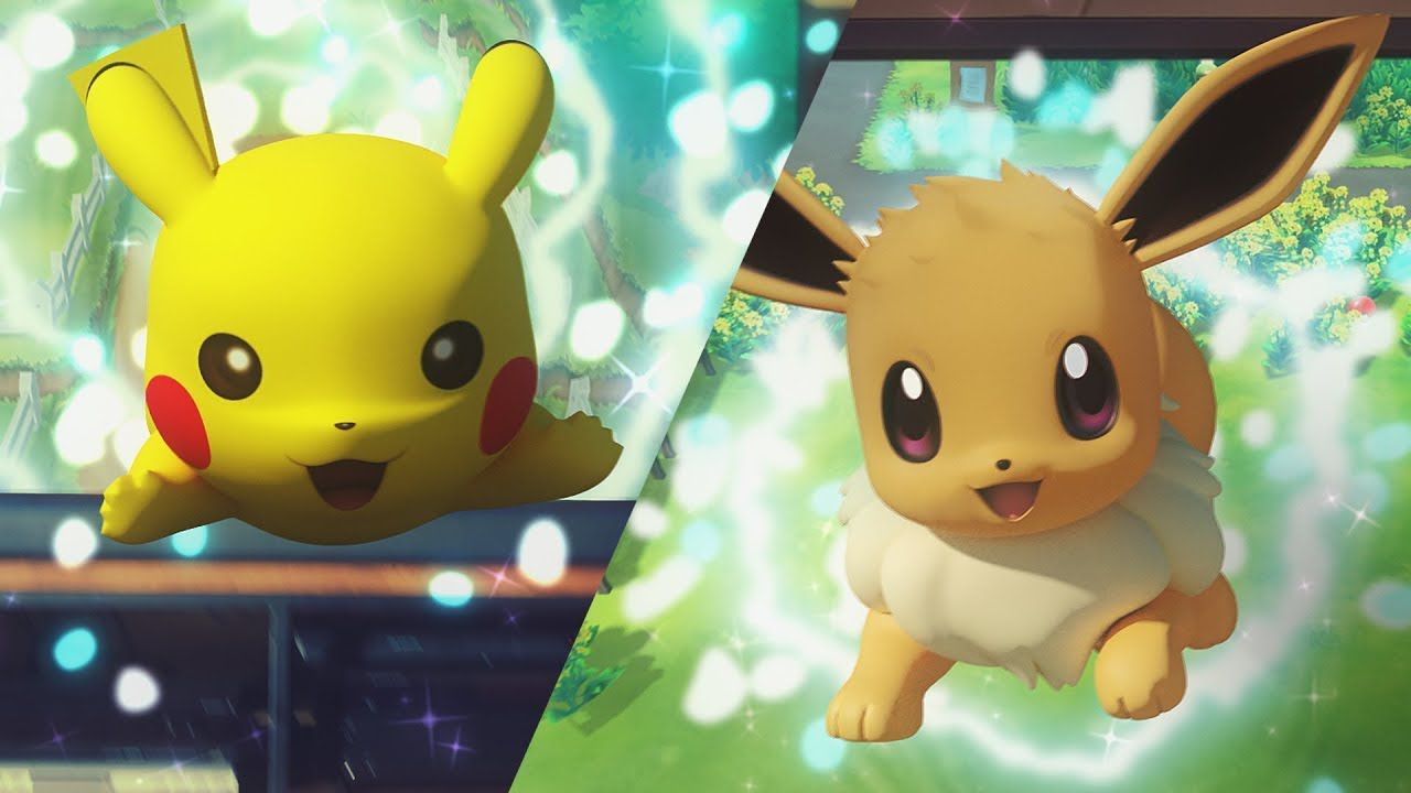 Pokemon Let´s Go Pikachu ! - Nintendo Switch