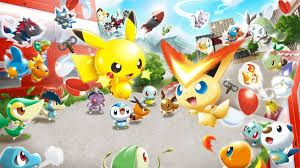 Pokemon Rumble World - 3Ds