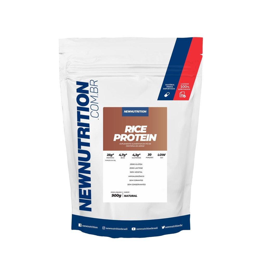 Proteína do Arroz (Rice Protein) 900g