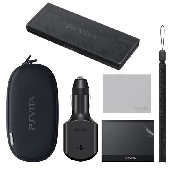 Ps Vita Travel kit - Sony