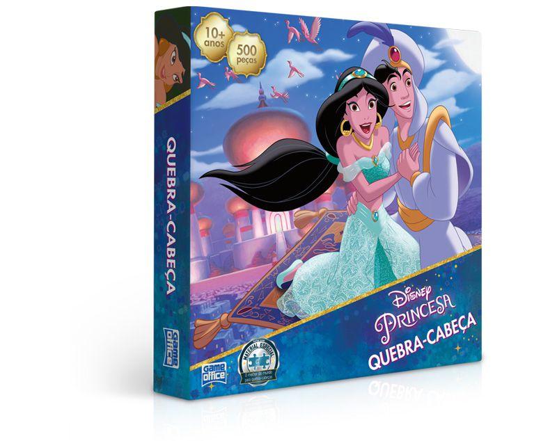 Quebra-cabeça Aladdin - 500 peças