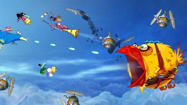 Rayman Origins - PS Vita