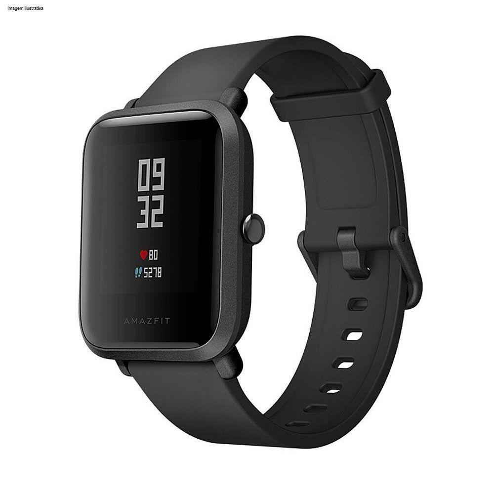 Smartwatch Xiaomi Amazfit Bip - Preto