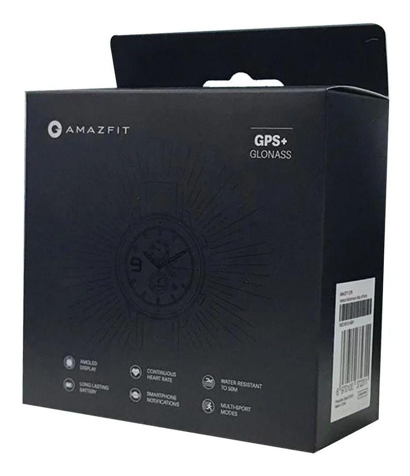 Smartwatch Xiaomi Amazfit GTR - Prata