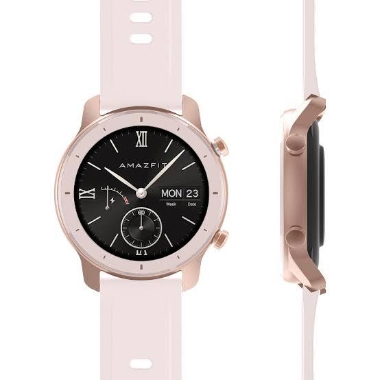 Smartwatch Xiaomi Amazfit GTR - Rosa