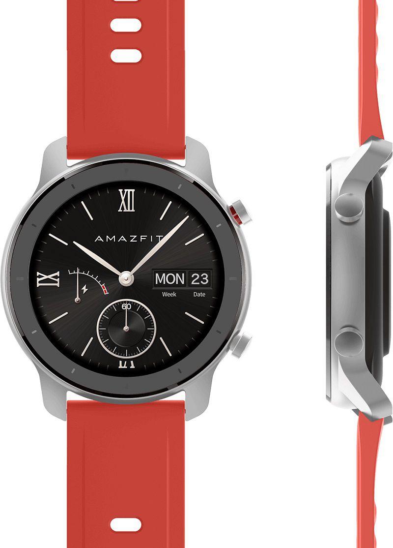 Smartwatch Xiaomi Amazfit GTR - Vermelho