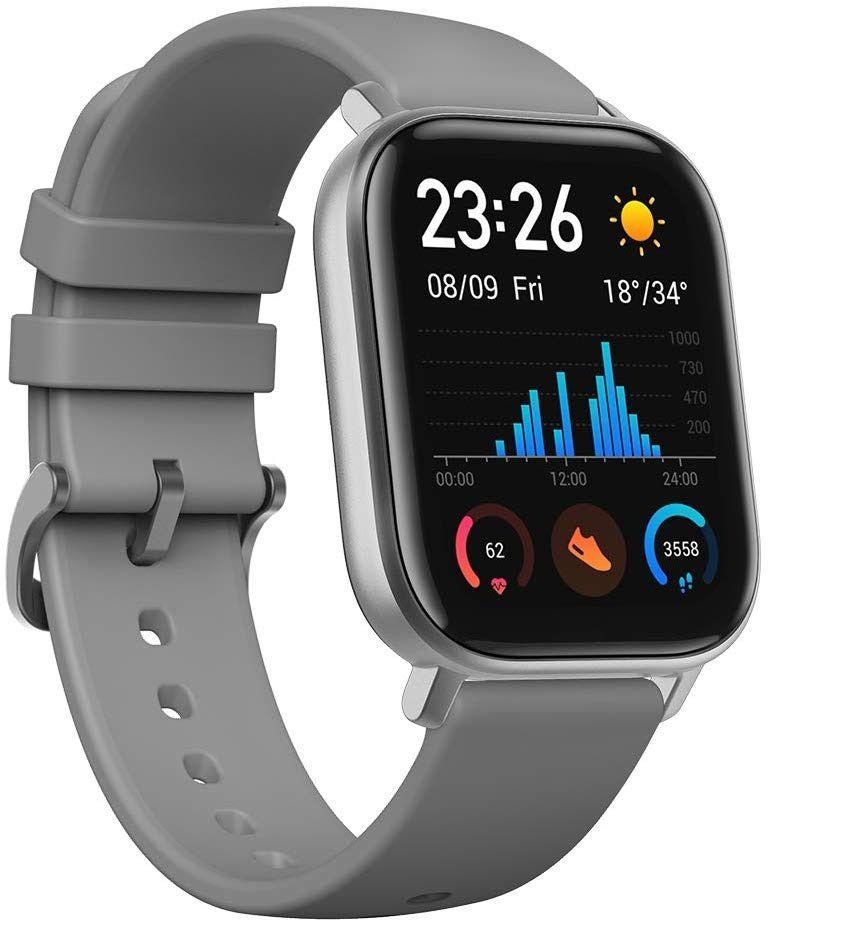 Smartwatch Xiaomi Amazfit GTS - Cinza