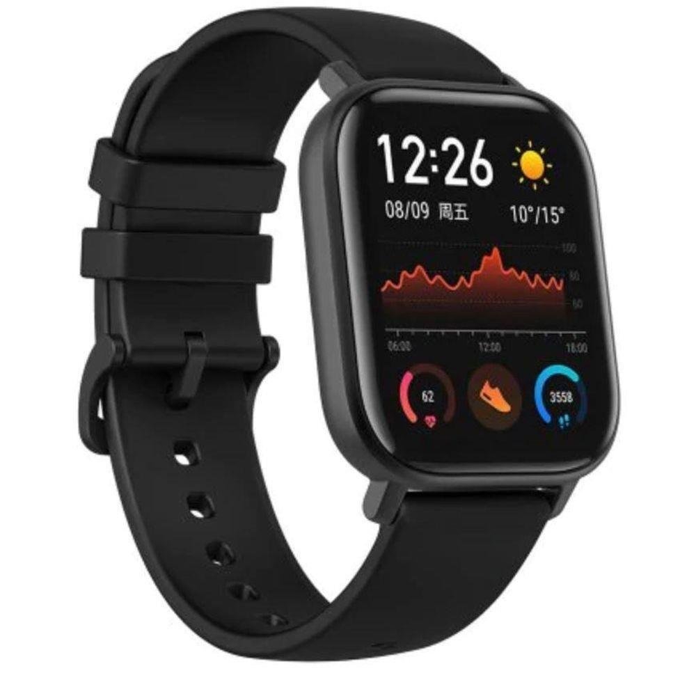 Smartwatch Xiaomi Amazfit GTS - Preto