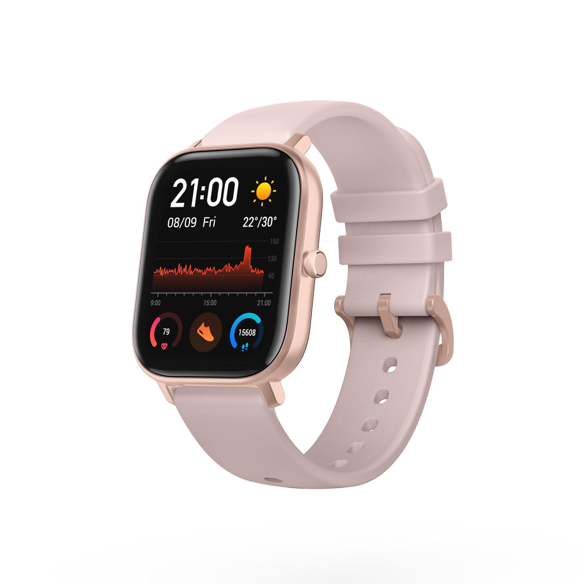Smartwatch Xiaomi Amazfit GTS - Rosa