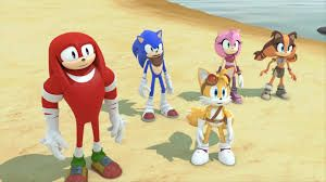Sonic Boom: Fire & Ice - 3Ds