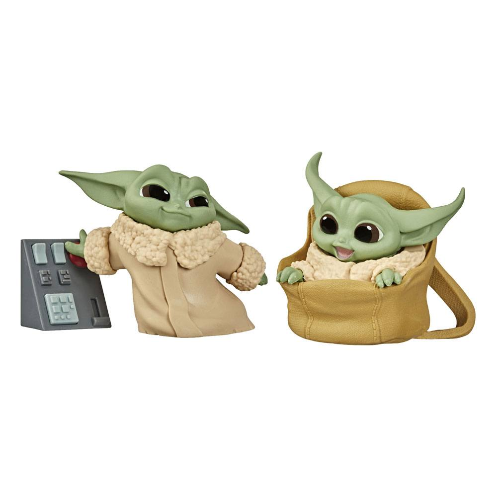 Star Wars The Mandalorian - The Child Selvagem Pack (F1705)