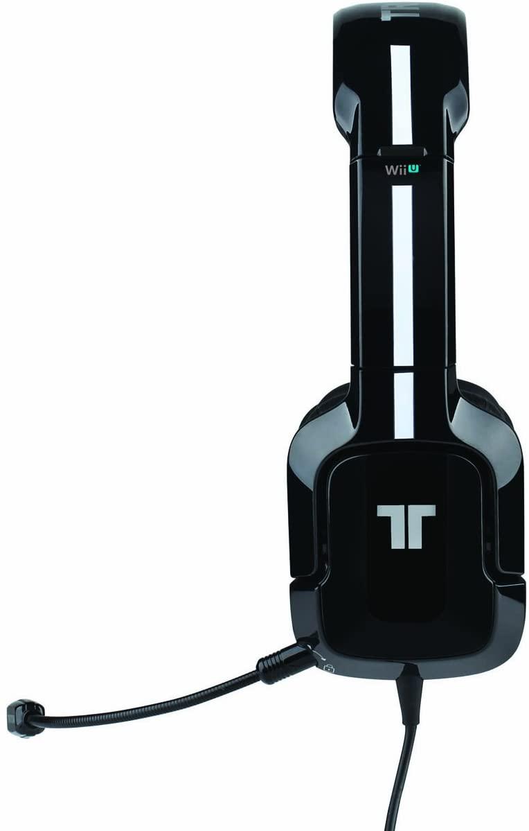 Stereo headset tritton kunai para nintendo wii u e nintendo 3ds/3ds xl/new 3ds xl