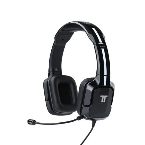 Stereo Headset Tritton Kunai para Nintendo Wii U e Nintendo 3ds/3ds xl/new 3ds xl
