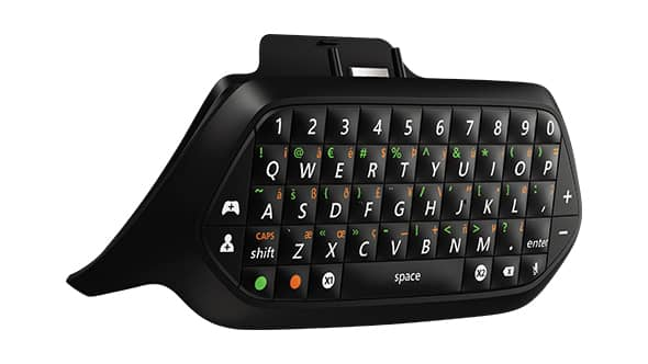 Teclado para Bate-papo - Chatpad p/ Xbox One Microsoft Original