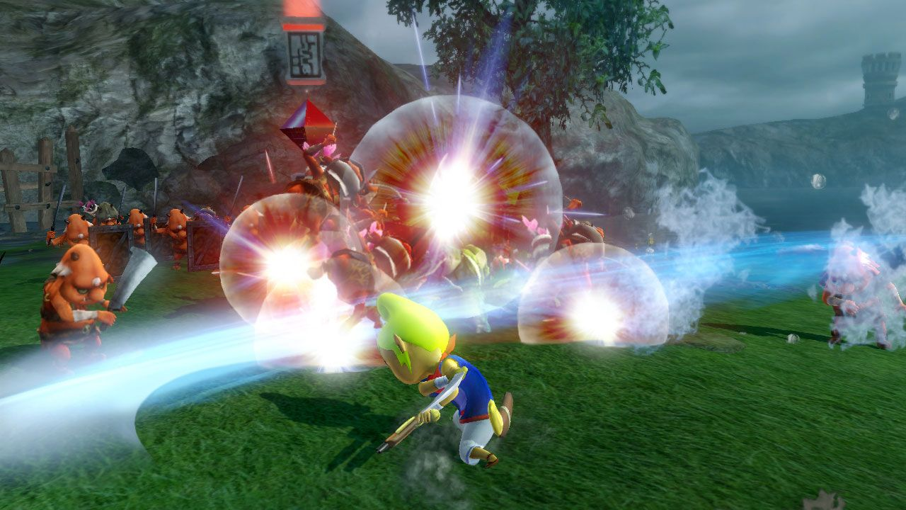 The Legend Of Zelda: Hyrule Warriors Legends - 3Ds