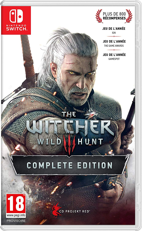 The Witcher 3: Wild Hunt - Nintendo Switch